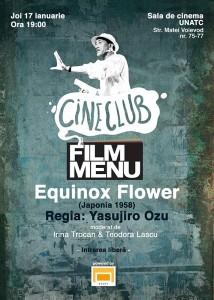 film menu